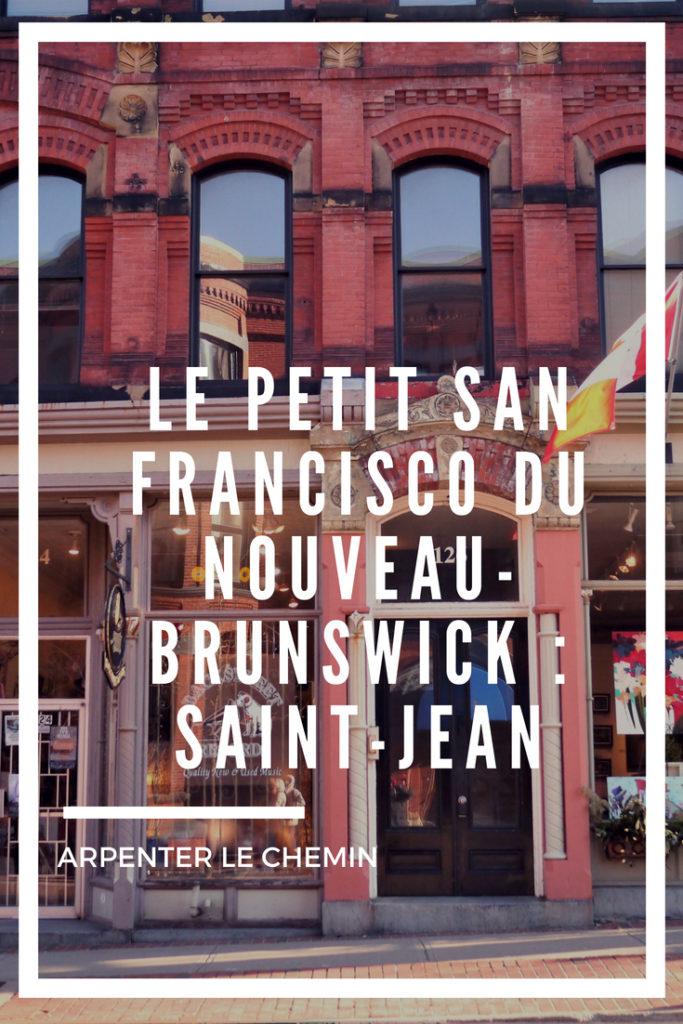 saint-jean saint-john nouveau-brunswick blog voyage