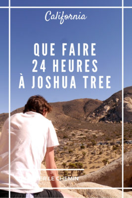 que faire joshua tree californie randonnee blog voyage road-trip usa arpenter le chemin