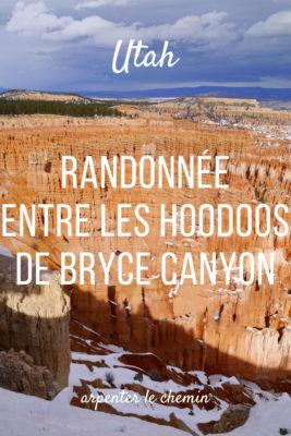 utah randonnee bryce canyon etats-unis blog voyage road-trip usa arpenter le chemin