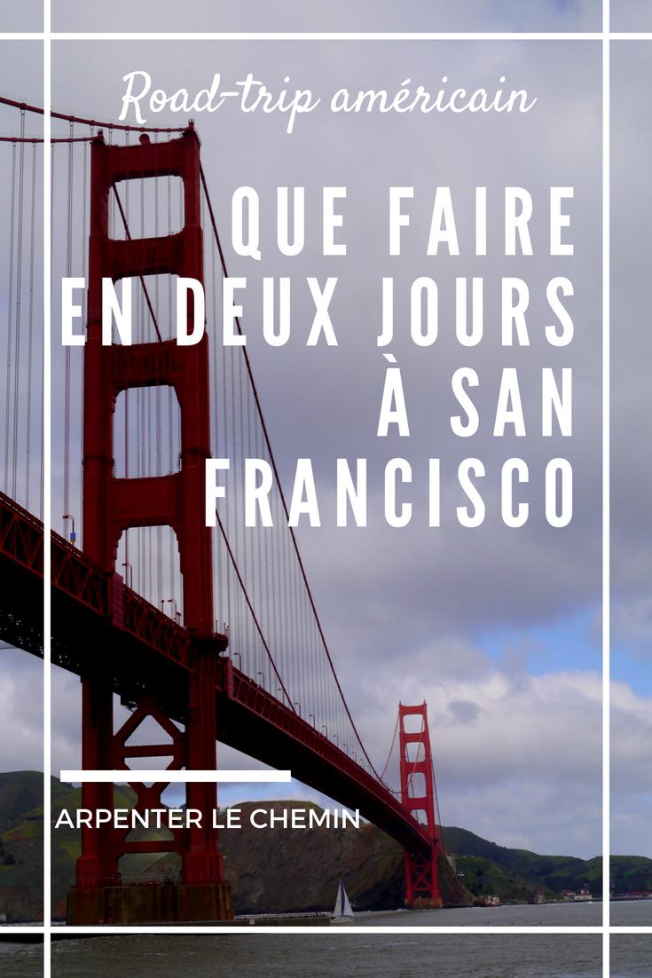 road-trip usa etats-unis an francisco que voir blog voyage arpenter le chemin