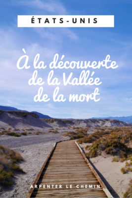 vallee de la mort road-trip nevada blog voyage usa arpenter le chemin