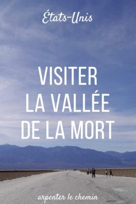 visiter vallee de la mort nevada road-trip usa blog voyage etats-unis arpenter le chemin