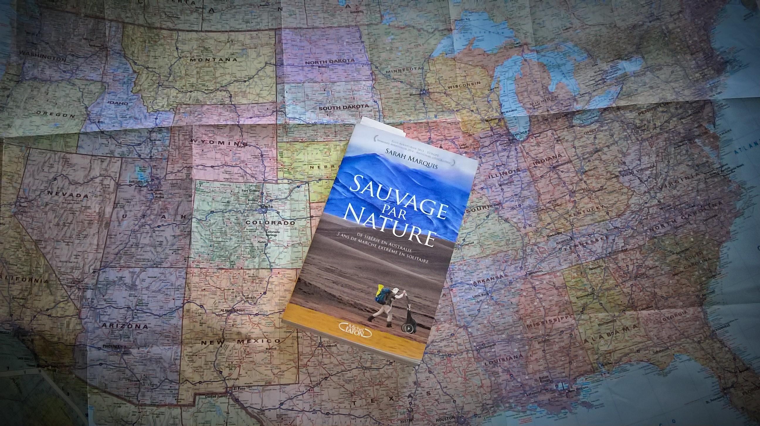 Sauvage par Nature de Sarah Marquis-Charlotte du blog Traces de Voyages