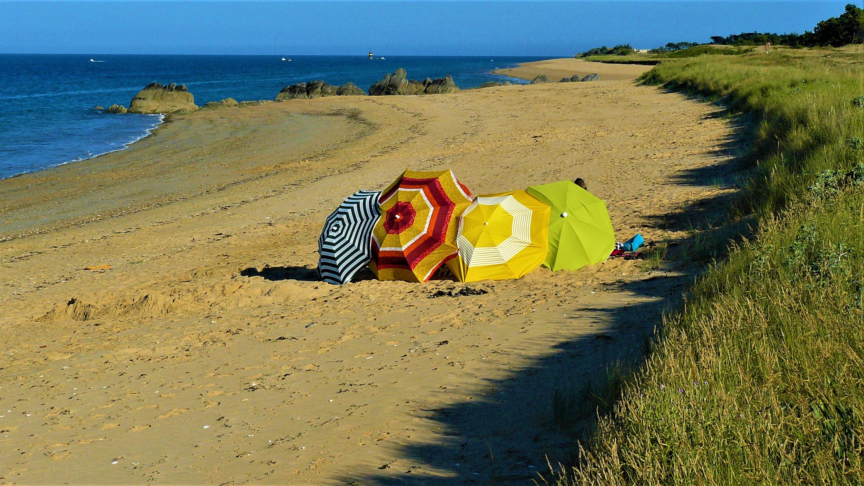 ile d'yeu plages baignade atlantique