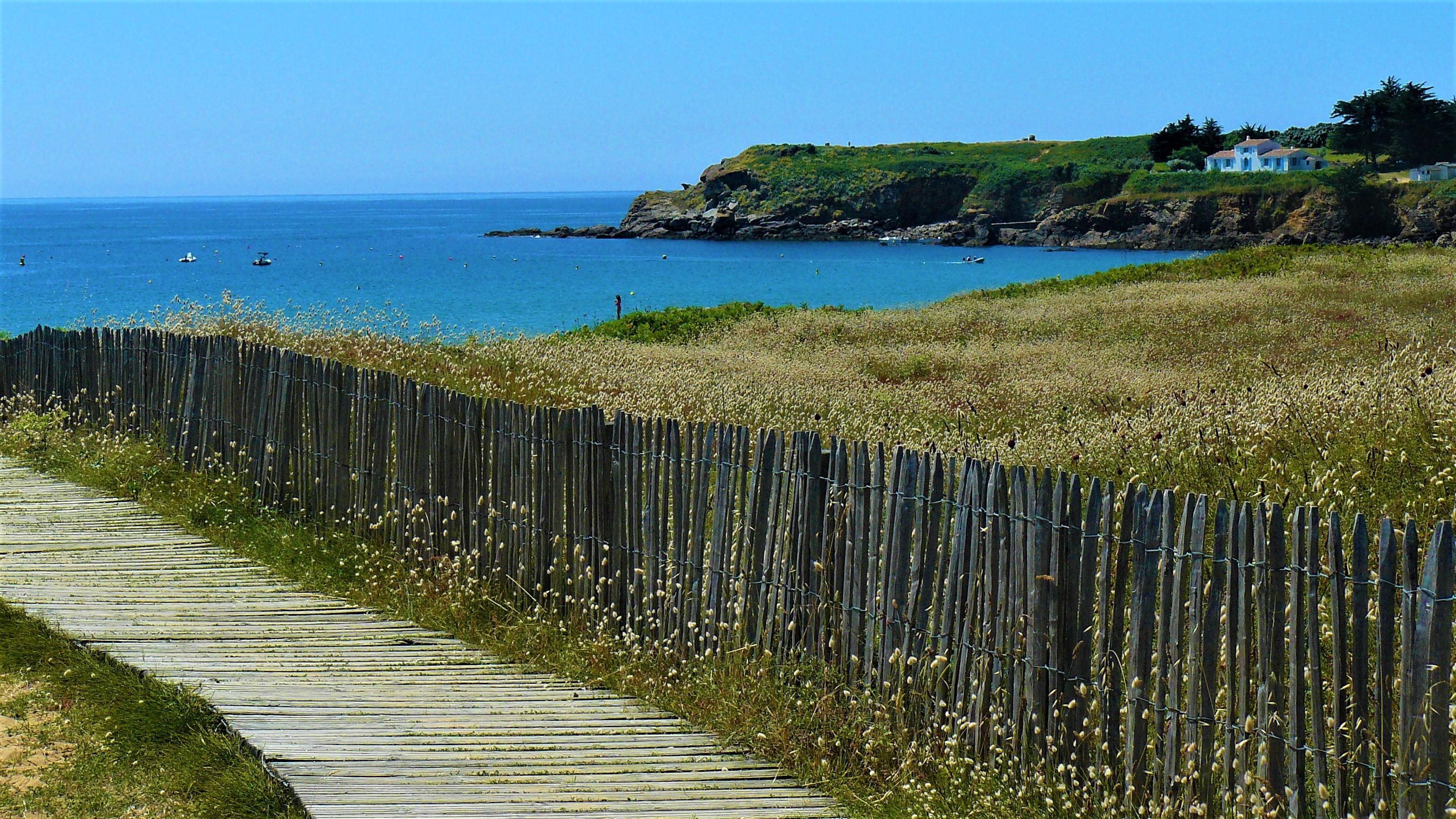 ile d'yeu que faire vacances plage atlantique blog voyage arpenter le chemin