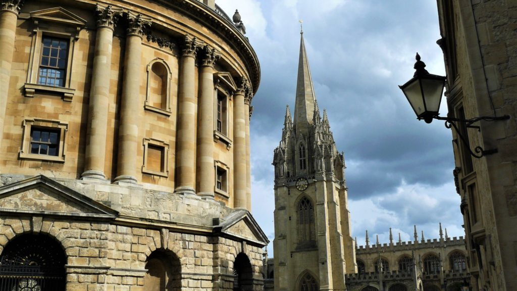 oxford bodleian library harry potter blog voyage arpenter le chemin