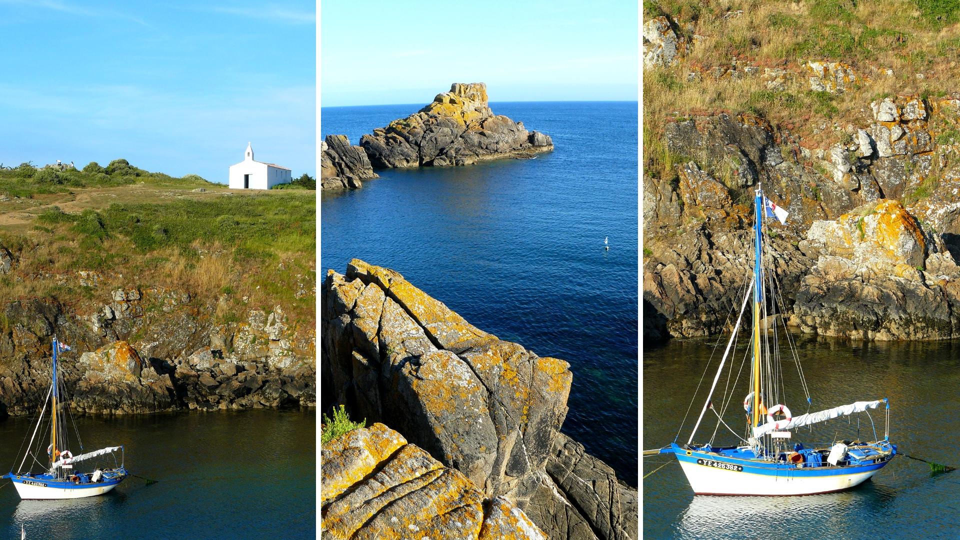 que voir ile d'yeu atlantique vendee fromentine ferry escapade blog voyage france arpenter le chemin