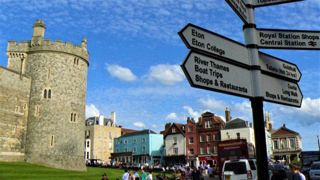 windsor reine uk angleterre blog voyage arpenter le chemin
