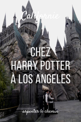 californie studios universal harry potter poudlard etats-unis blog voyage road-trip usa arpenter le chemin
