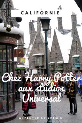 los angeles harry potter studios universal etats-unis usa blog voyage californie arpenter le chemin