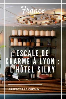 ou dormir lyon hotel silky presqu ile blog voyage france visite printemps arpenter le chemin