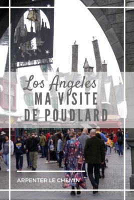 poudlard pre-au-lard harry potter los angeles studios universal etats-unis californie blog voyage road-trip usa arpenter le chemin