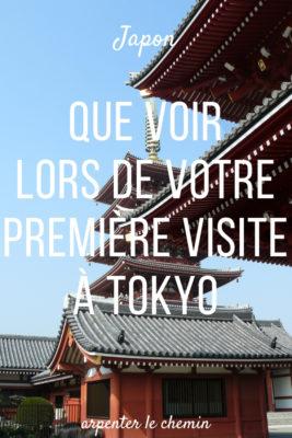 que voir tokyo temple asakusa akihabara blog voyage japon arpenter le chemin