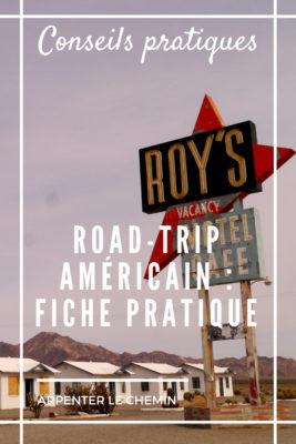 road-trip americain usa etats-unis blog voyage arpenter le chemin
