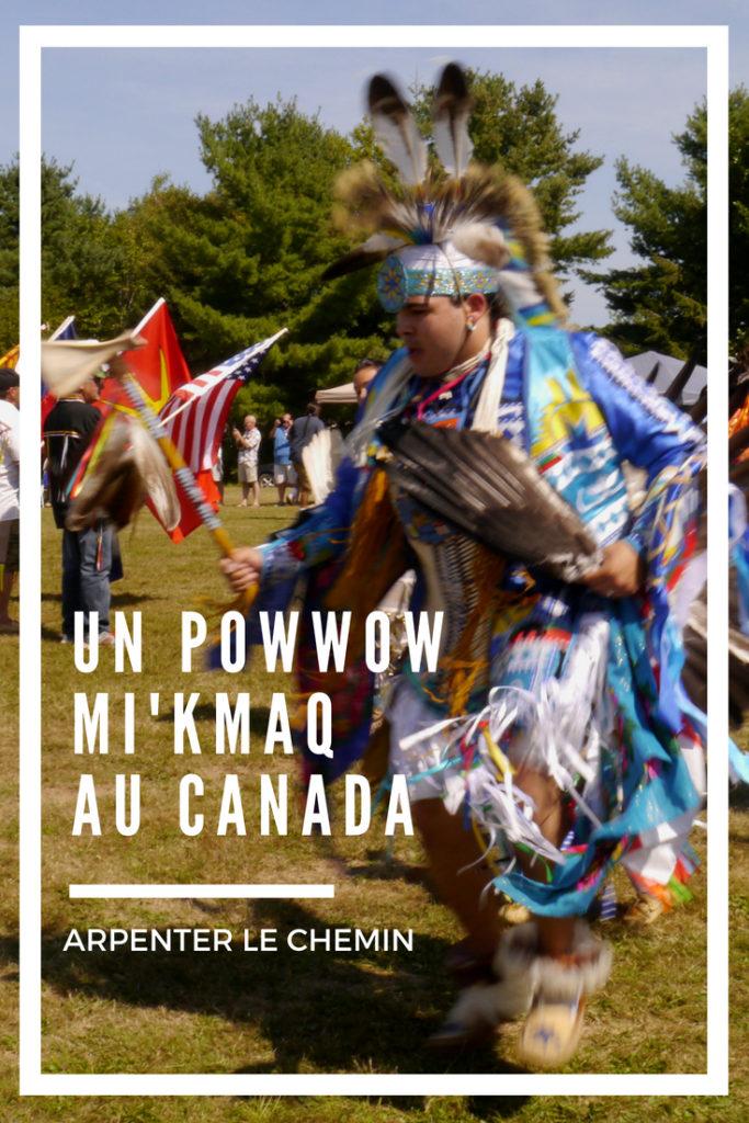powwow micmac autochtone nouveau-brunswick canada blog voyage arpenter le chemin