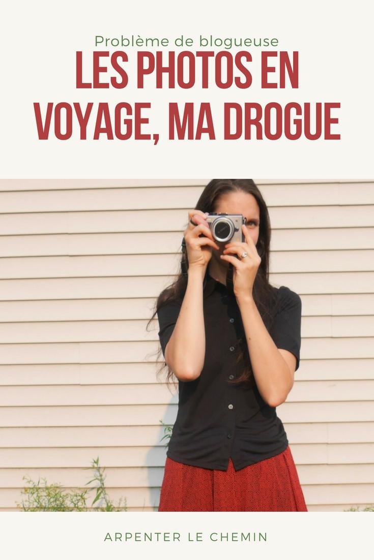 Le problème des photos de voyage