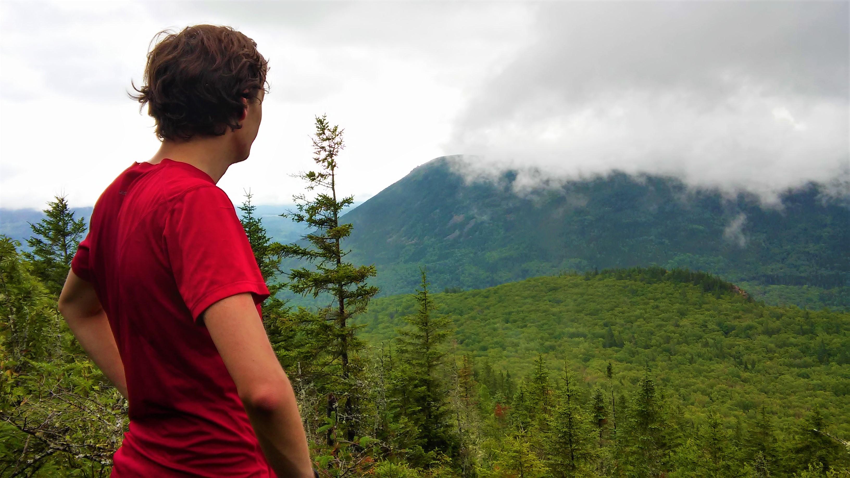 blog voyage arpenter le chemin mont carleton nouveau-brunswick acadie canada randonnee