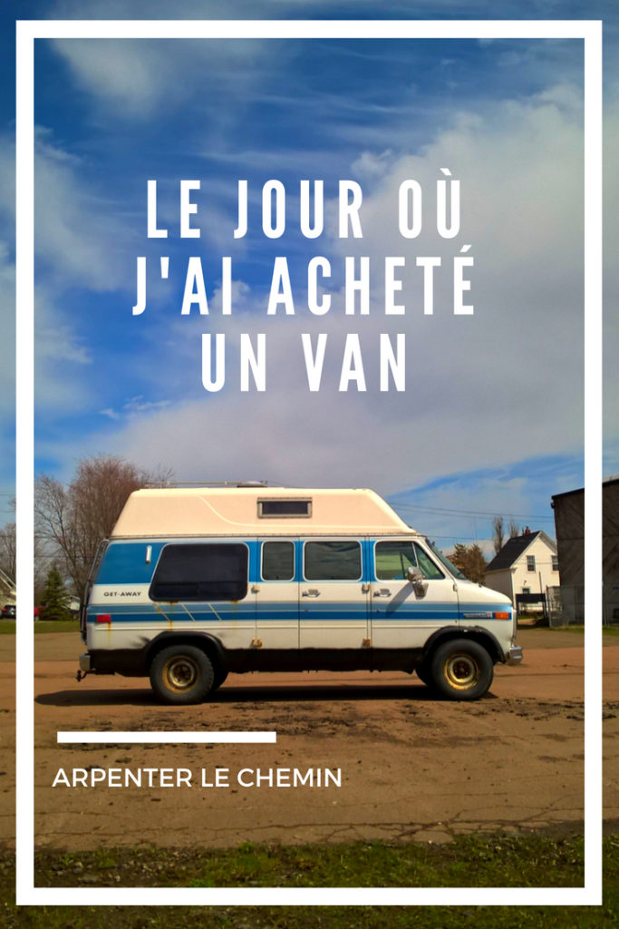 vanlife roadtrip blog voyage arpenter le chemin