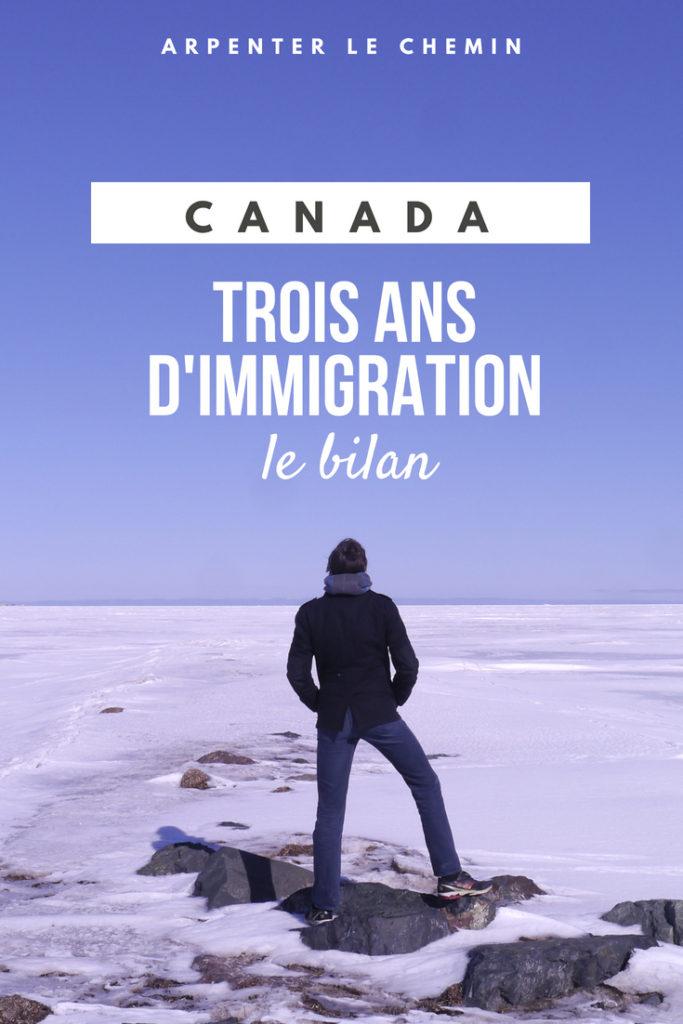 bilan immigration canada nouveau-brunswick voyage