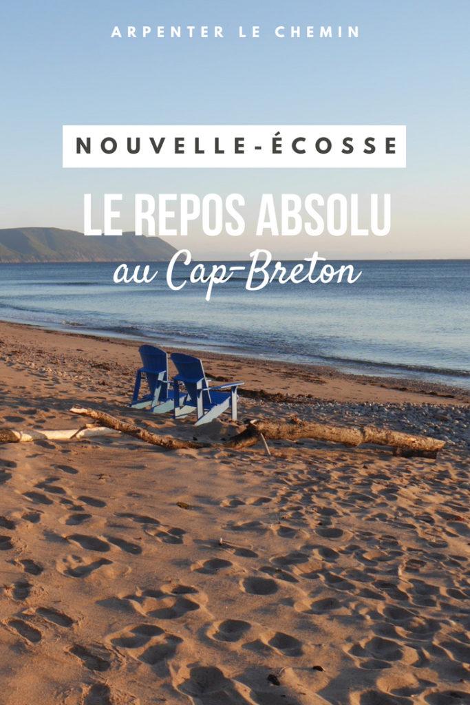 cap-breton nouvelle-ecosse chalets markland blog voyage arpenter le chemin