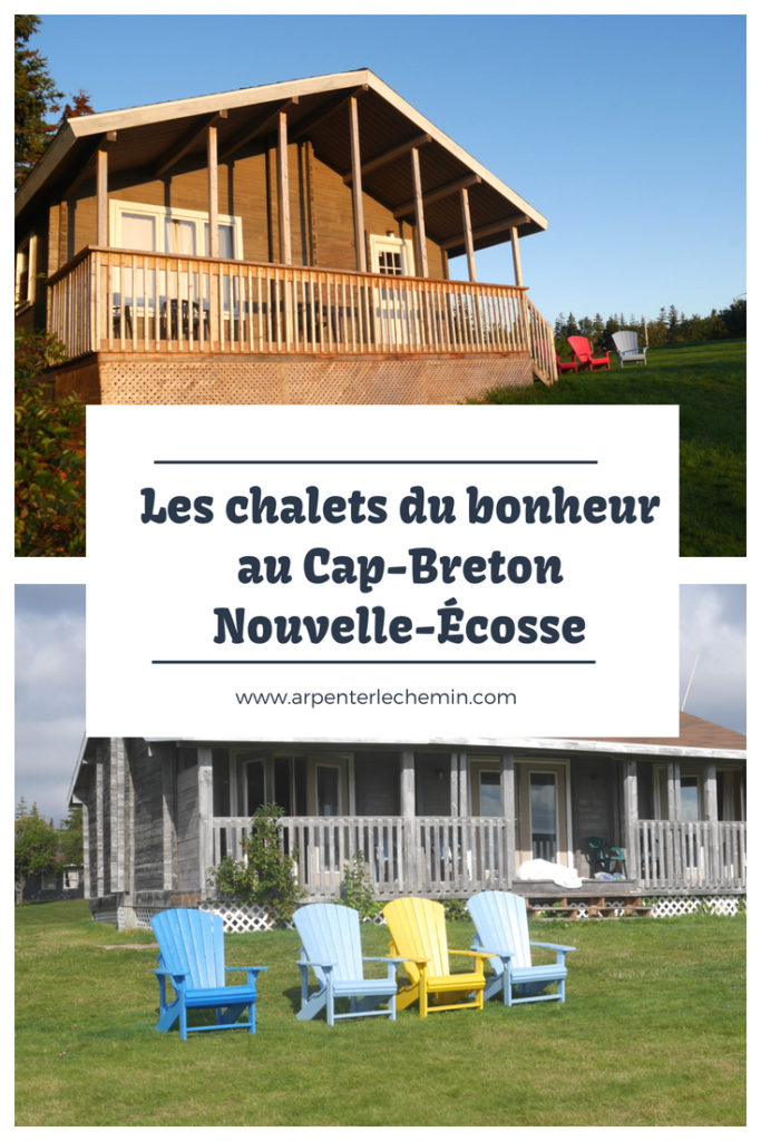 chalets cap-breton nouvelle-ecosse canada voyage