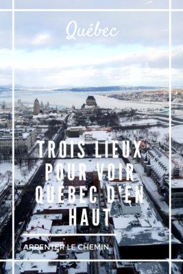 quebec noel petit-champlain neige hiver blog voyage canada arpenter le chemin