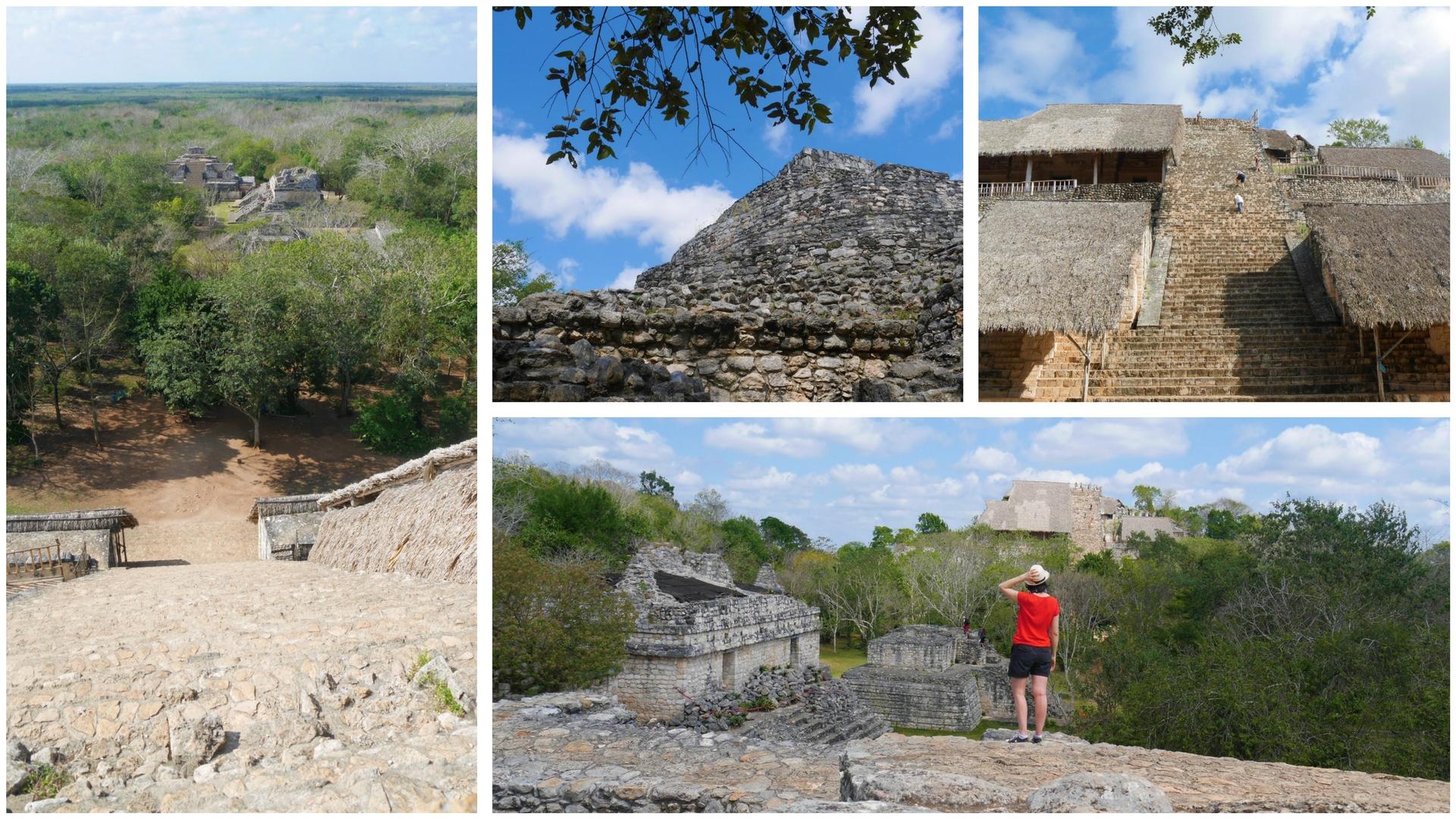 Ek Balam ruines maya yucatan valladolid