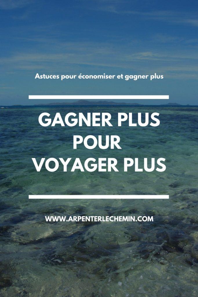 astuces pour économiser et voyager plus Arpenter le chemin blog voyage (2)