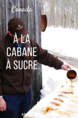 cabane sucre erabliere erable pritemps blog voyage canada road-trip arpenter le chemin