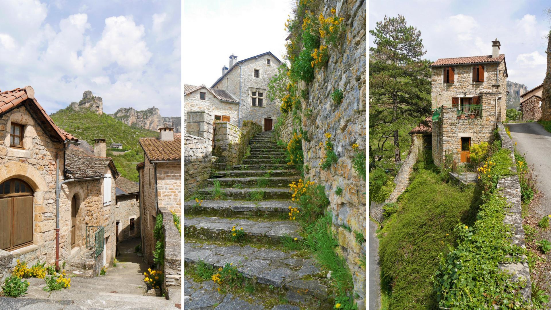 Peyreleaau Aveyron Millay WAT18 blog voyage arpenter le chemin