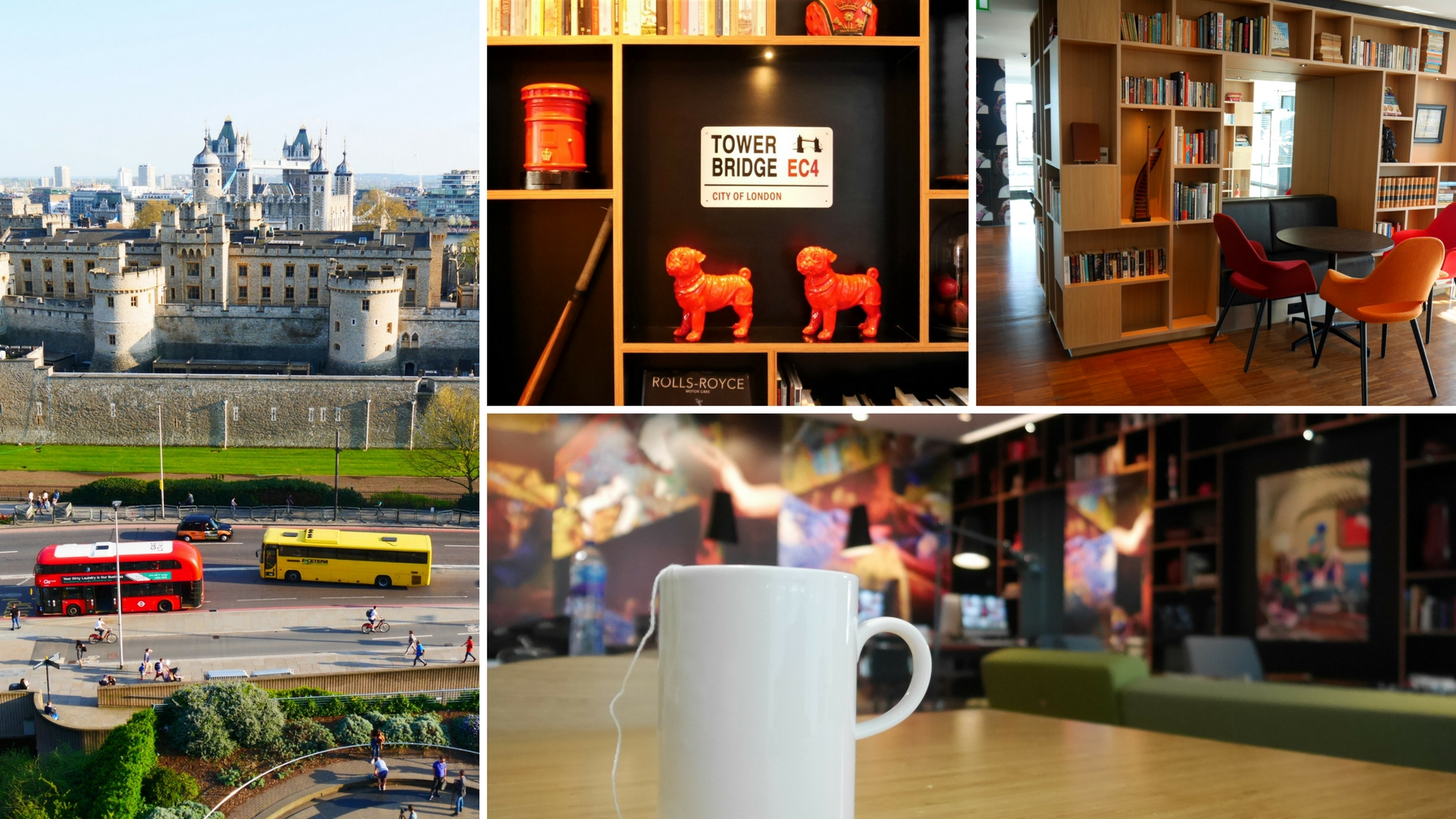 citizenM tower of London Arpenter le chemin blog