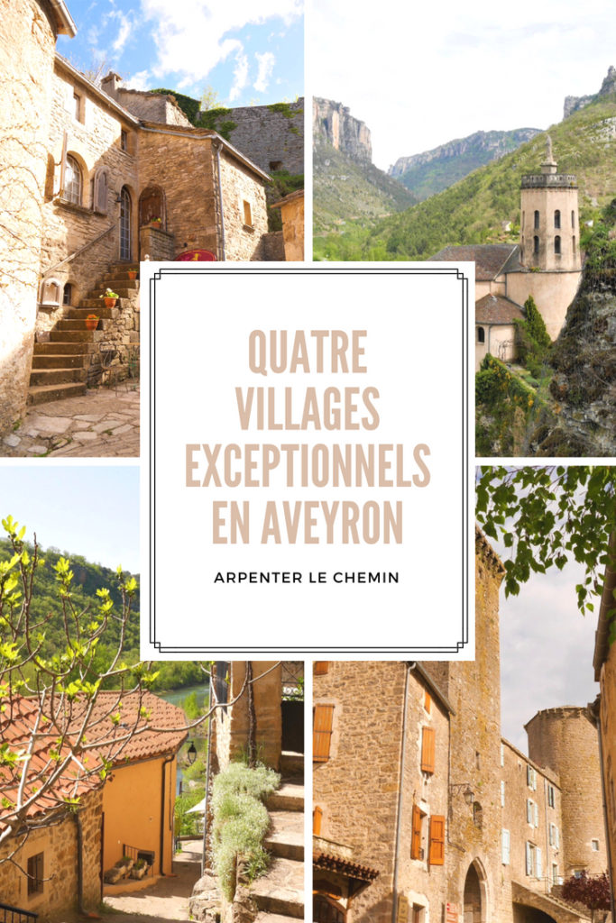 quatre villages exceptionnels en aveyron