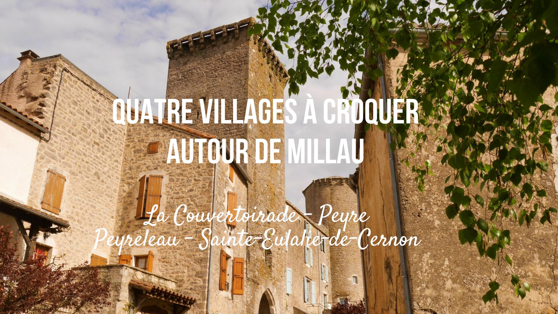 villages aveyron millau blog voyage arpenter le chemin