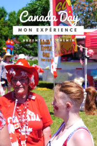 Canada Day blog voyage Moncton arpenter le chemin