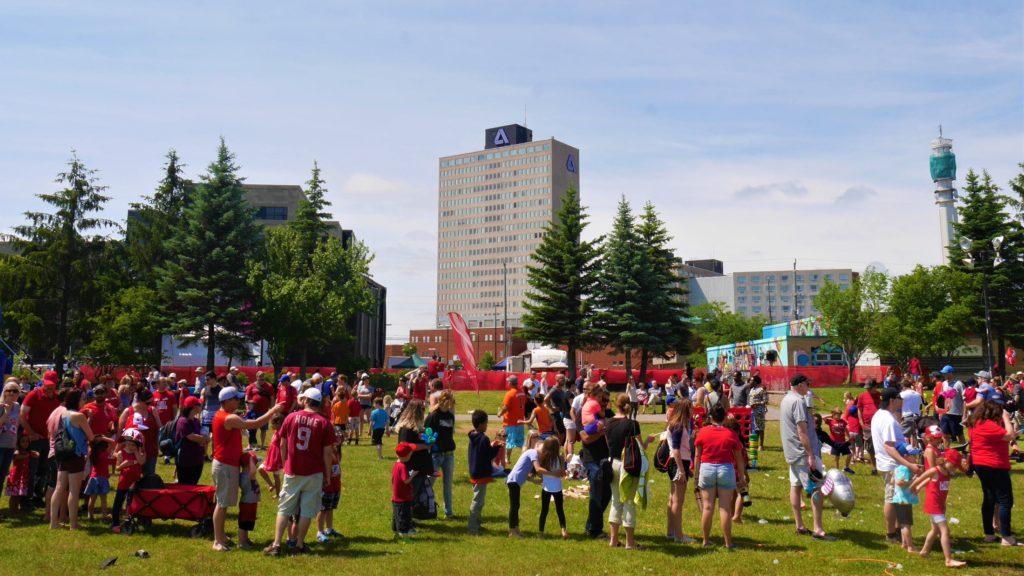 Fete Canada Nouveau-Brunswick blog voyage arpenter le chemin