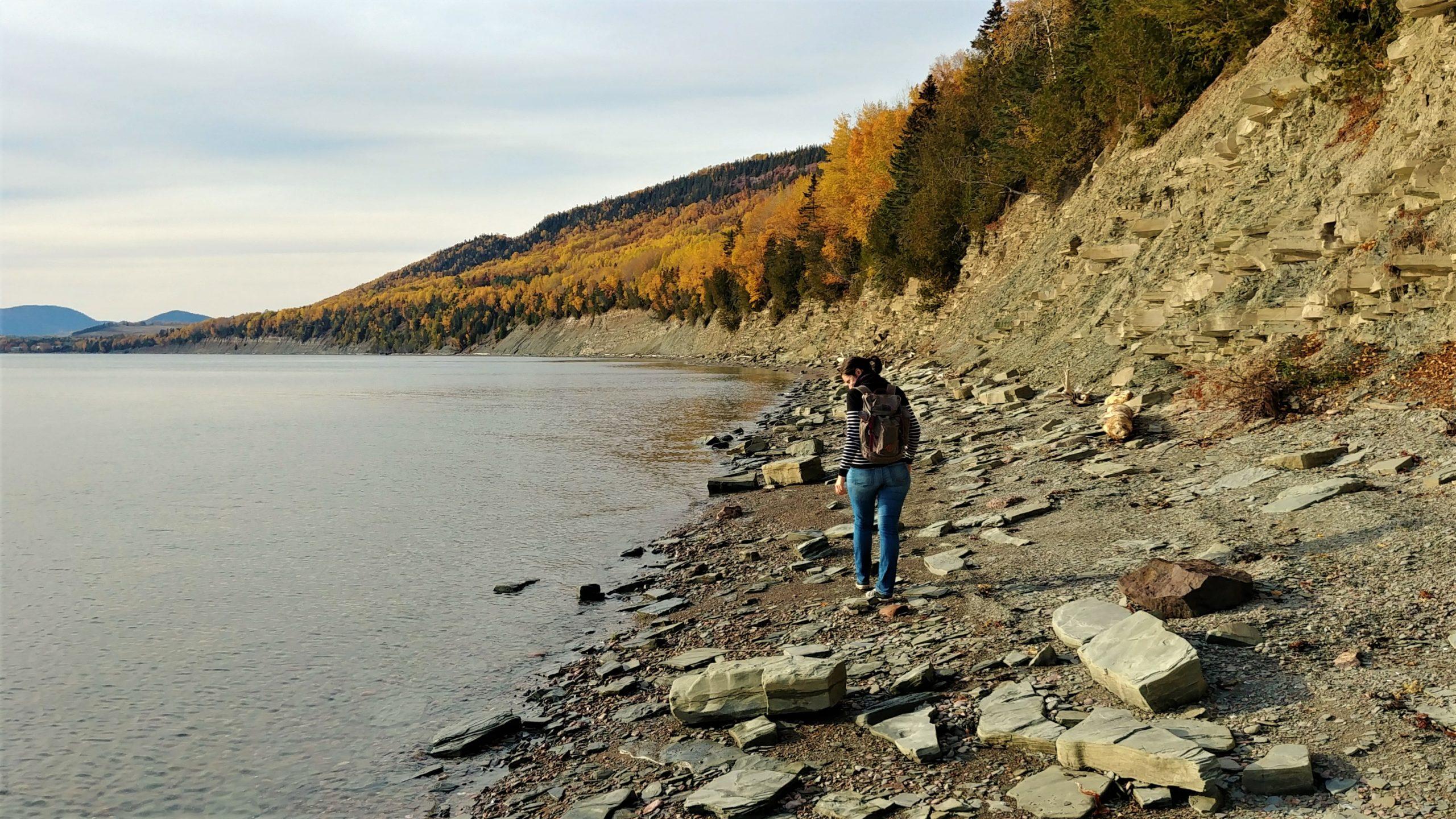Parc national Miguasha Québec visiter infos pratiques blog voyage canada arpenter le chemin
