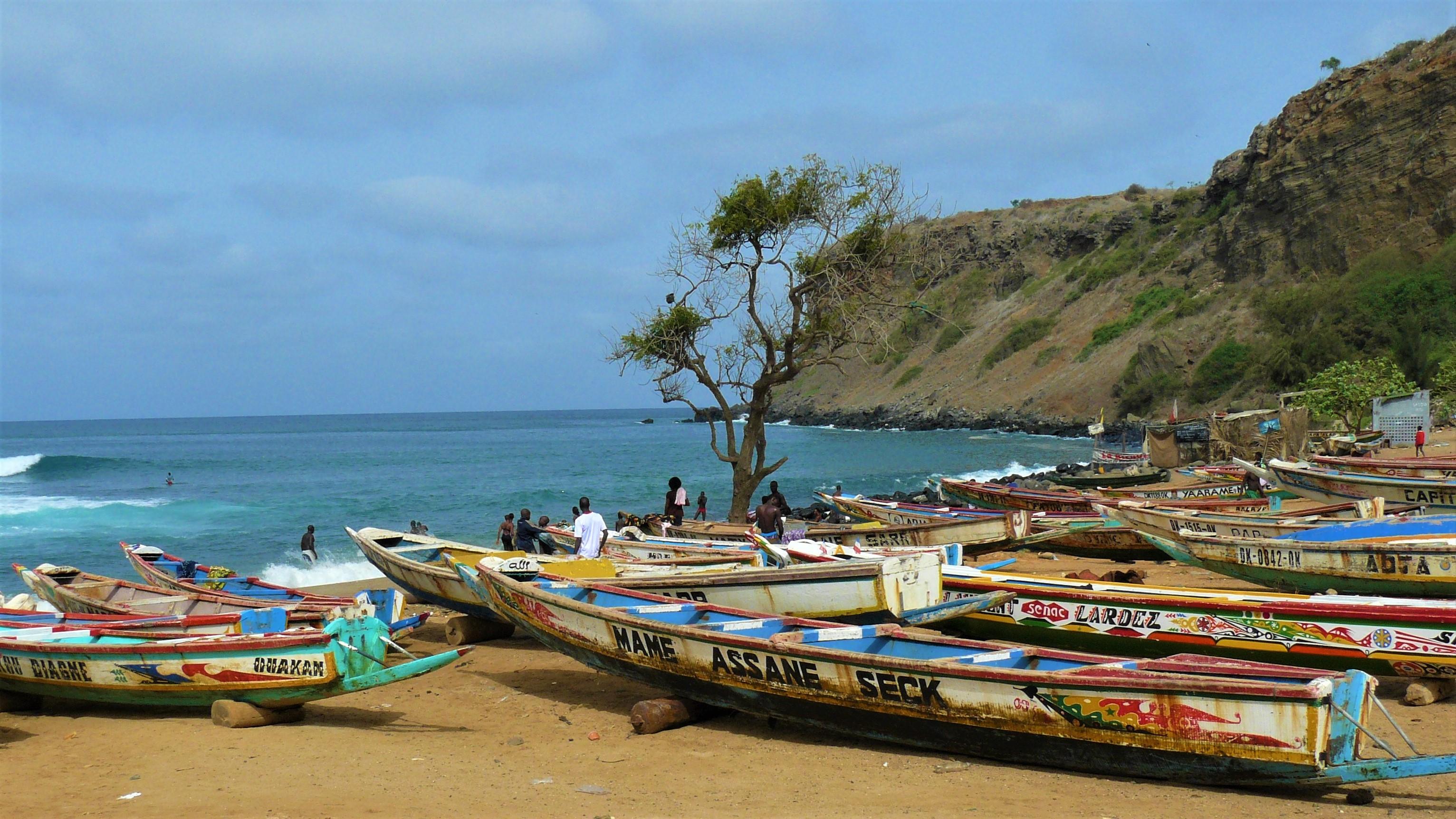 Senegal voyge afrique routard arpenter le chemin