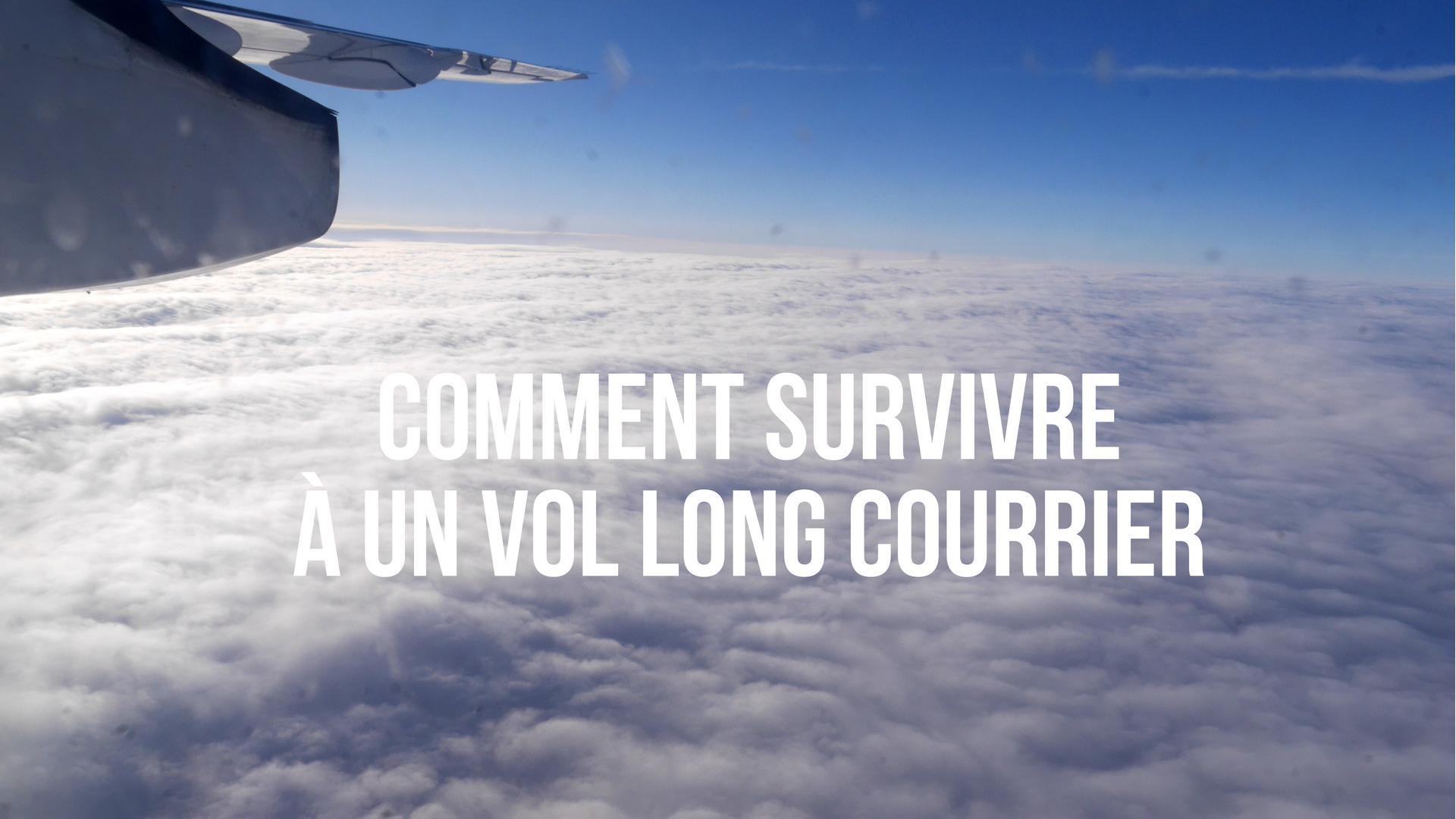 vol long courrier voyage arpenter le chemin
