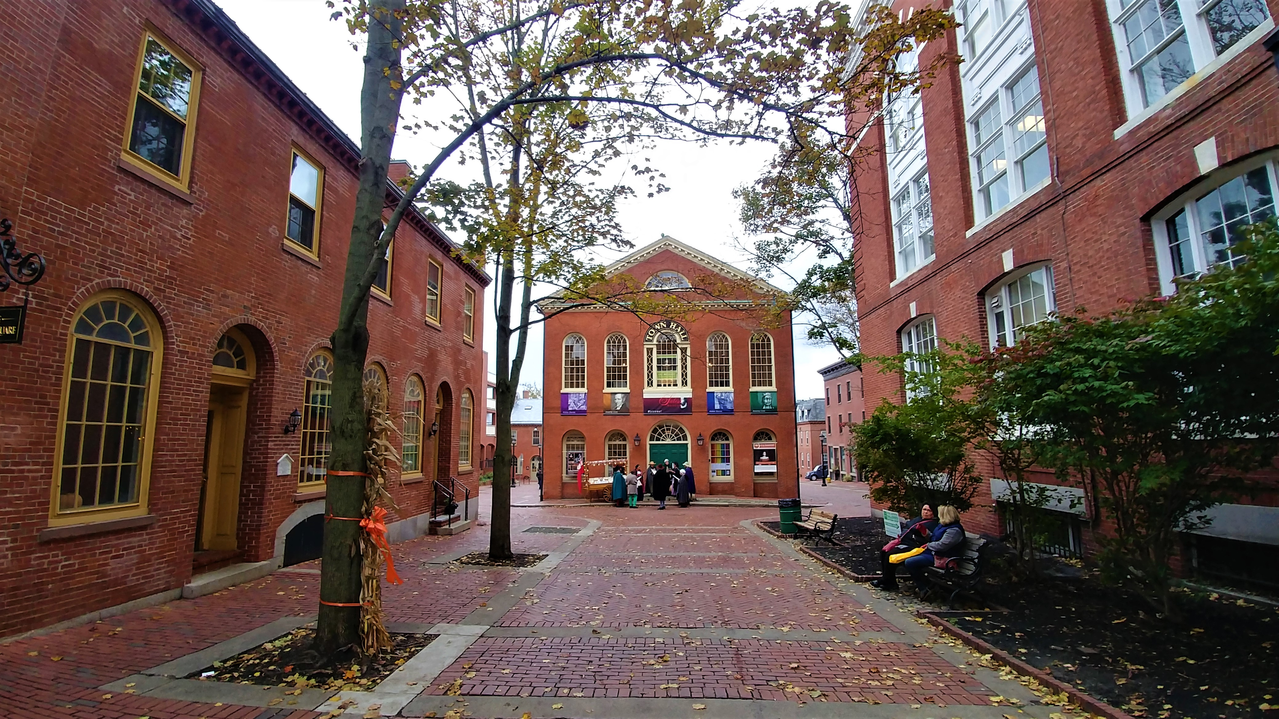 salem massachussets voyage road-trip arpenter le chemin