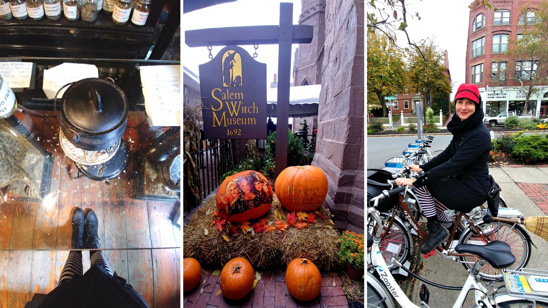 salem halloween sorciere voyage road-trip arpenter le chemin