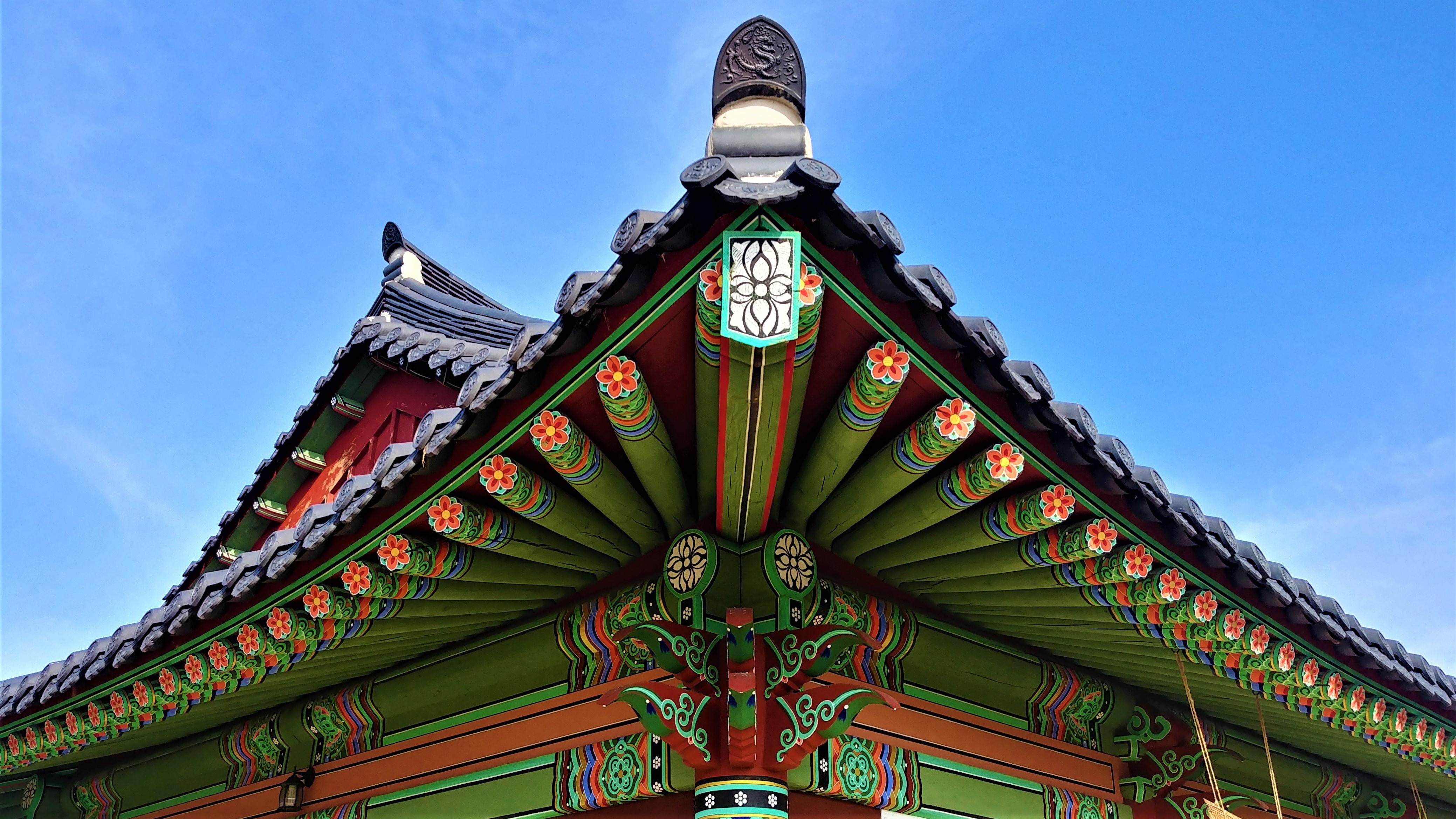 bulguksa templestay bouddhisme arpenter le chemin blog de voyage