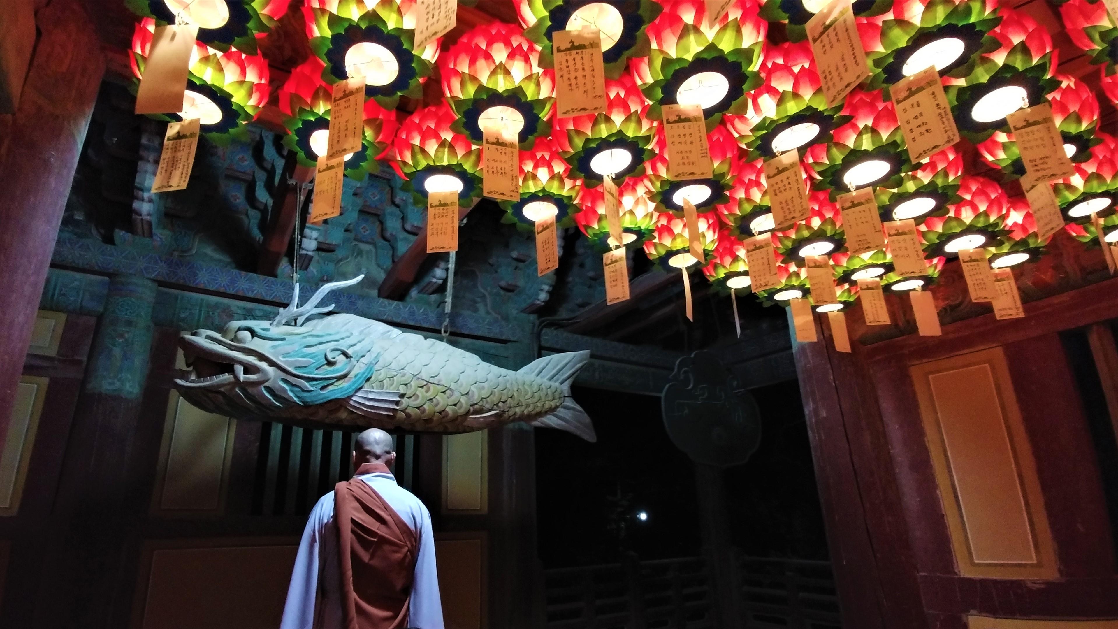 bulguksa templestay bouddhisme blog voyage arpenter le chemin coree du sud