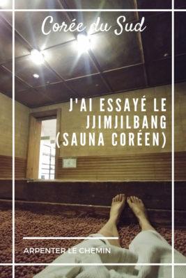coree sud jjimjilbang sauna blog voyage arpenter le chemin asie