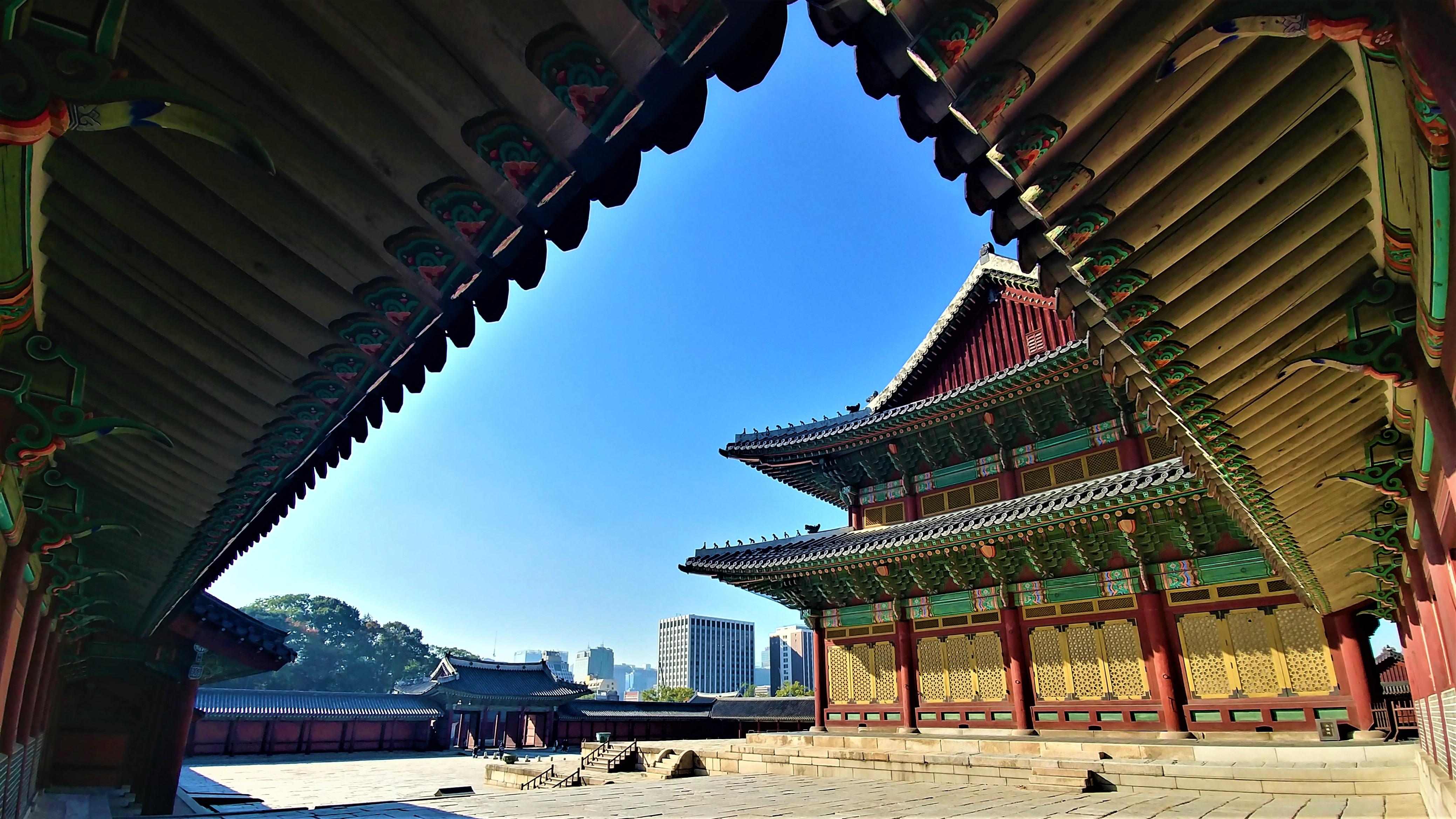 seoul changdeokgung que faire bukchon coree blog voyage arpenter le chemin