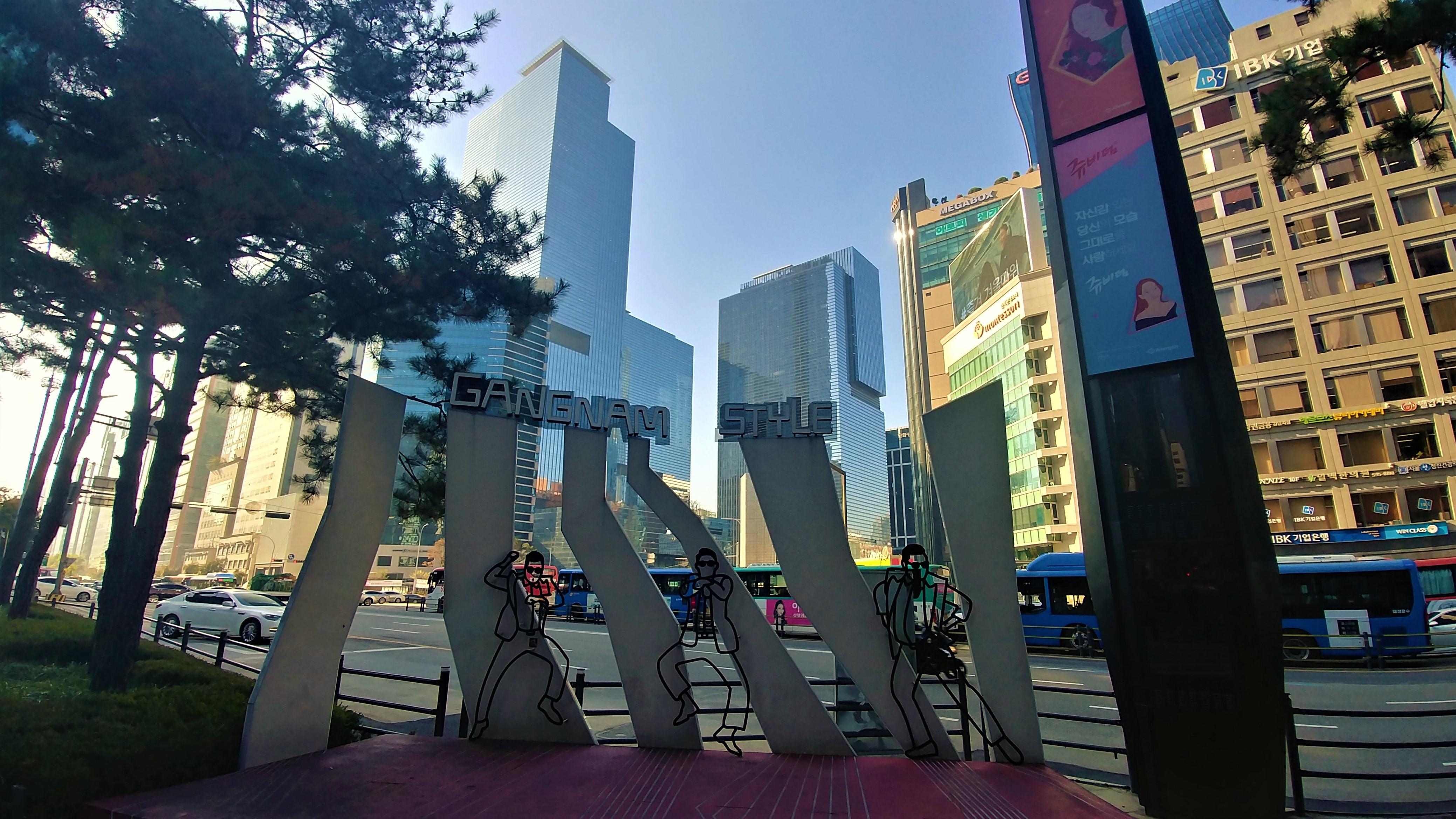 seoul gangnam que voir blog voyager coree arpenter le chemin