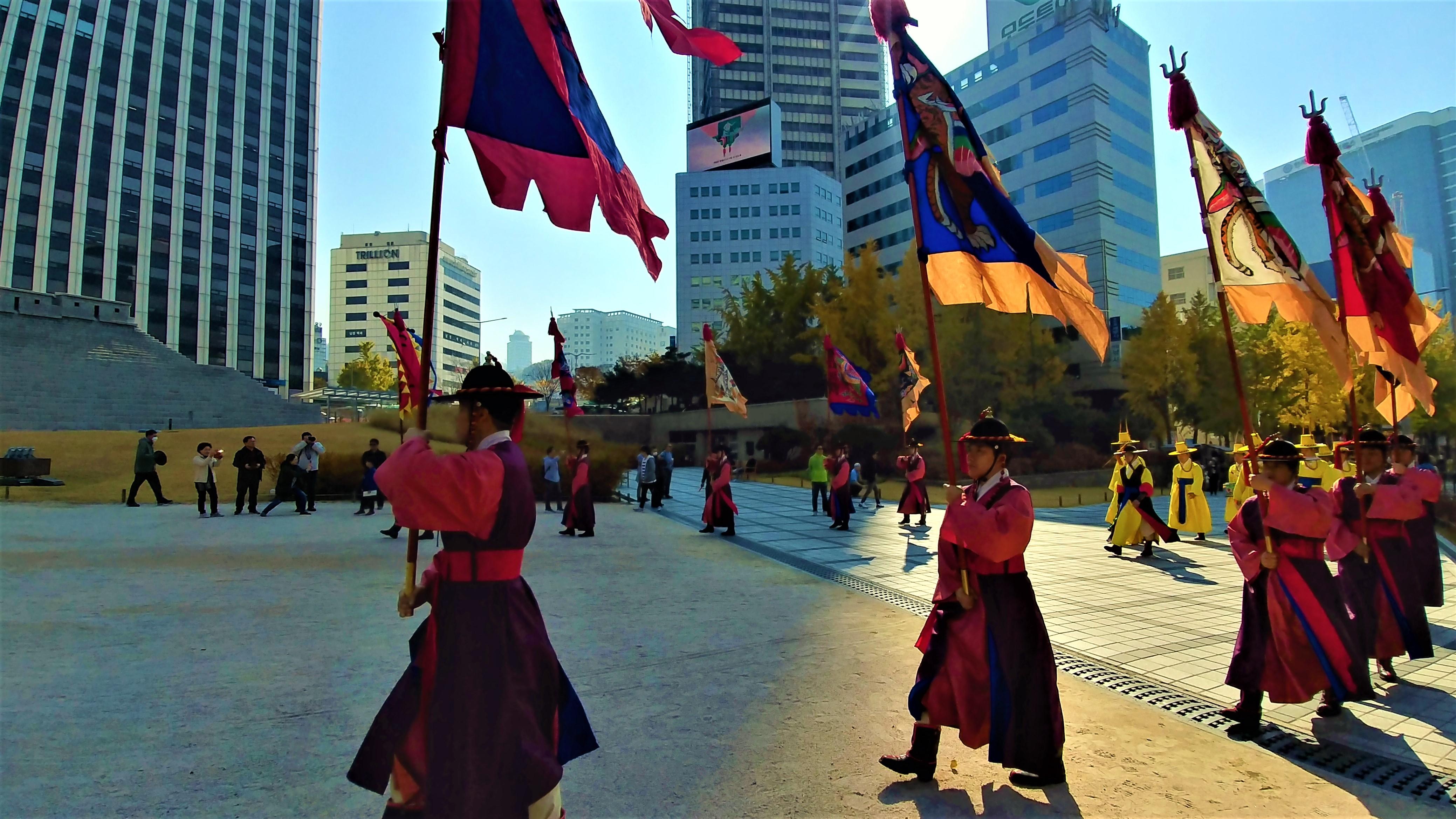 seoul nadaemun coree que voir blog voyage arpenter le chemin