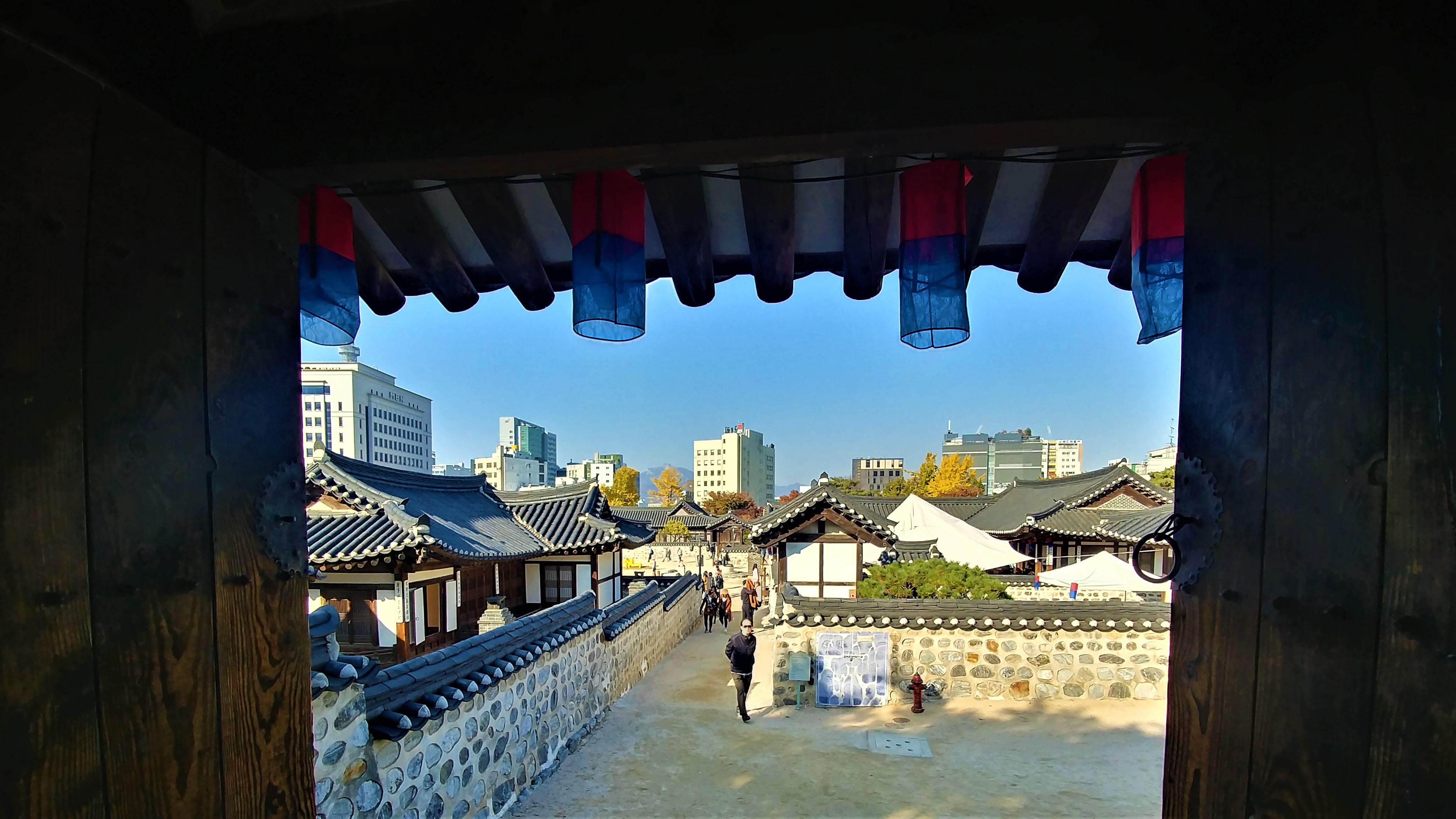 seoul namsangol hanok que voir coree blog voyage arpenter le chemin