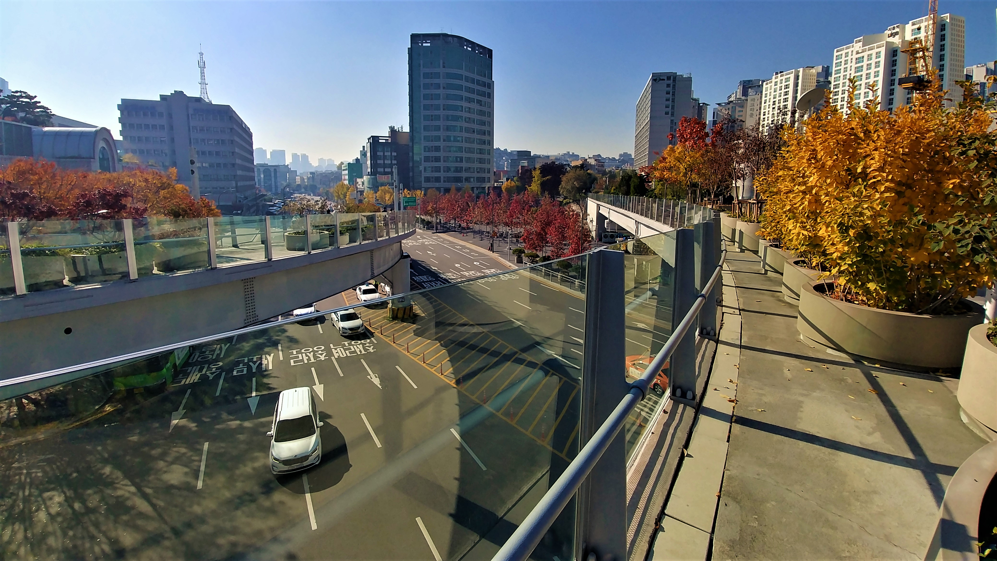 seoullo sungnyemun namdaemun seoul coree que voir blog voyage arpenter le chemin