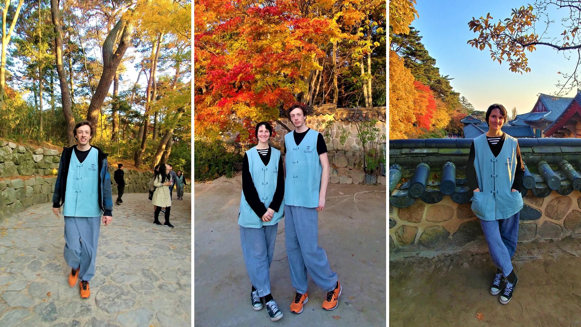 templestay coree bulguksa bouddhisme gyeongju blog voyage arpenter le chemin