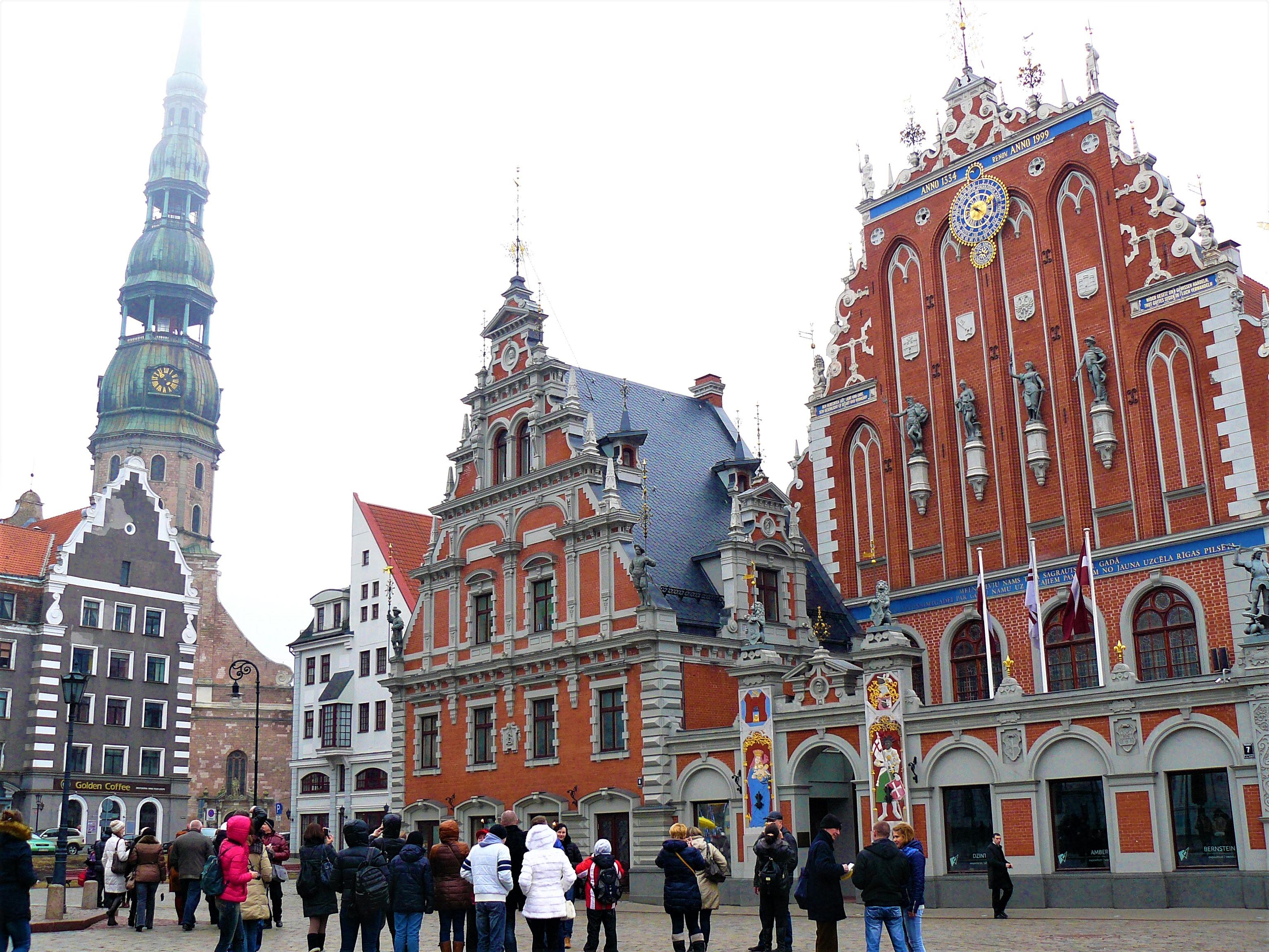 4 riga vieille ville que voir bonnes adresses lettonie